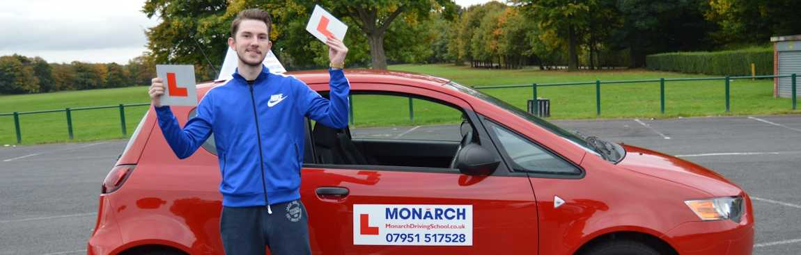 Driving Lessons for success in Warrington